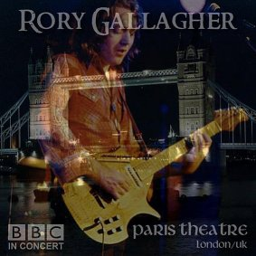 Rory Gallagher London